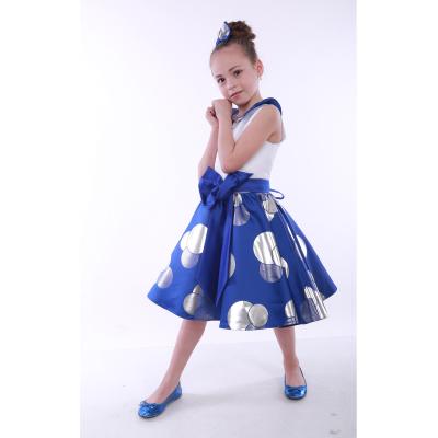 Нарядное платье для девочки Стиляги - 025