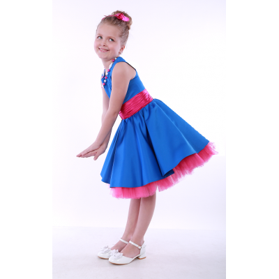 Нарядное платье для девочки Стиляги 021