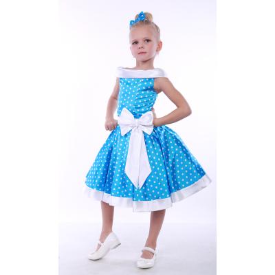 Нарядное платье для девочки Стиляги - 0015