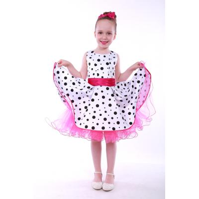 Нарядное платье для девочки Стиляги Оксана малиновый
