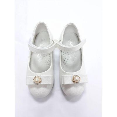 Туфли нарядные для девочки SB82-W Солнце