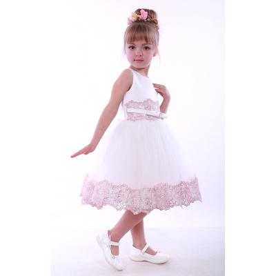 Нарядное платье для девочки Элла 17008