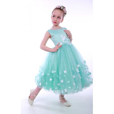 Нарядное платье для девочки Кира 17057