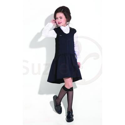 Сарафан школьный Клаудия черный