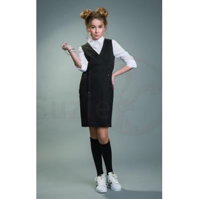 Сарафан школьный Бланш черный