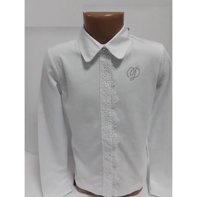 Блуза школьная для девочки Deloras 61854