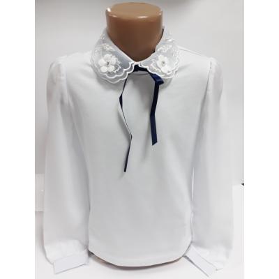 Блуза школьная для девочки Deloras 61765