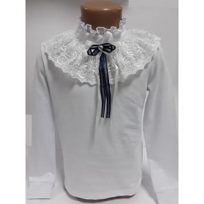 Блуза школьная для девочки Deloras 61690