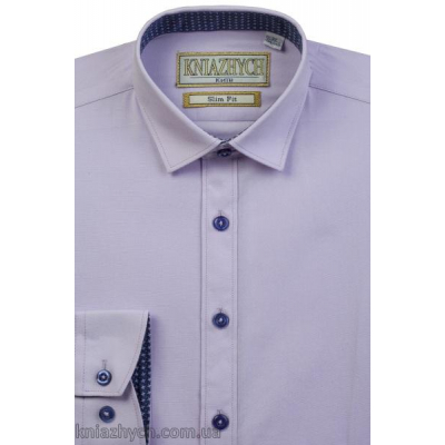 Рубашка школьная для мальчика Xen-09-879 слим