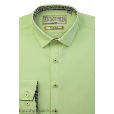 Рубашка школьная для мальчика Lime Slim