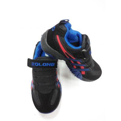 Кроссовки для мальчика черные 7888-14