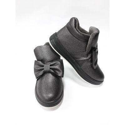 Ботинки для девочки с бантиком 8286/8285
