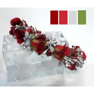 Обруч Зимняя ягода ТМ Sonechko