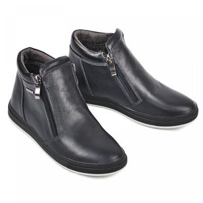 Ботинки синие ТМ MAXUS