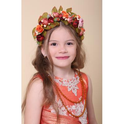 Карнавальный костюм Венок Праздник Осени, Осень #4