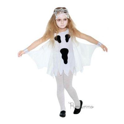 Карнавальный костюм для девочки Привидение арт 2047