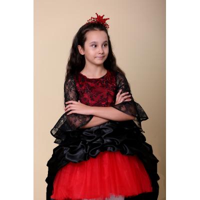Карнавальный костюм для девочки Королева Вампиров