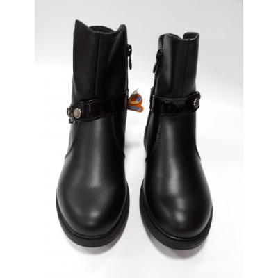 Ботинки для девочки декоративная цепочка Сказка