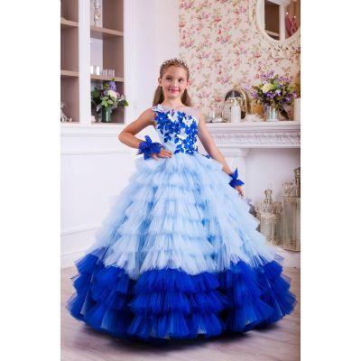 Нарядное платье для девочки 10794