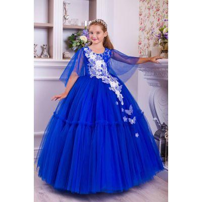 Нарядное платье для девочки 10791