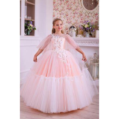 Нарядное платье для девочки 10790