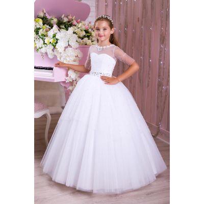 Нарядное платье для девочки 10786