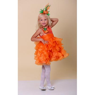 Карнавальный костюм для девочки Кокетка Луковка (Лук)