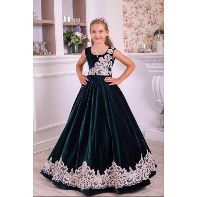 Нарядное платье для девочки 10778