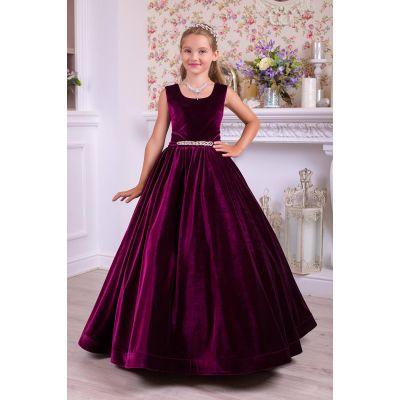 Нарядное платье для девочки 10777