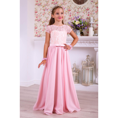 Нарядное платье для девочки 10775