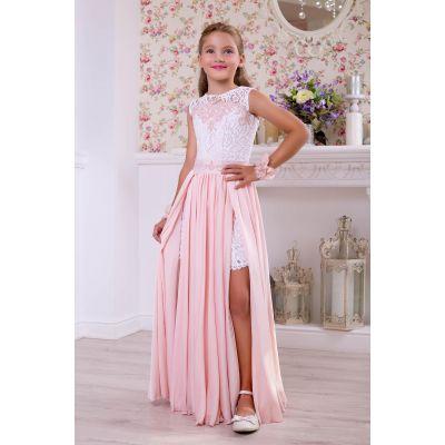 Нарядное платье для девочки 10769