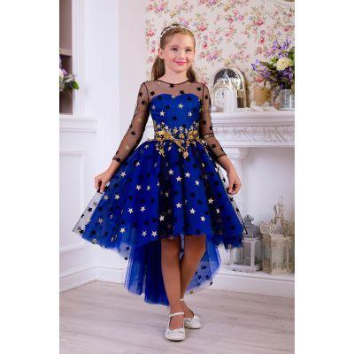 Нарядное платье для девочки 10765