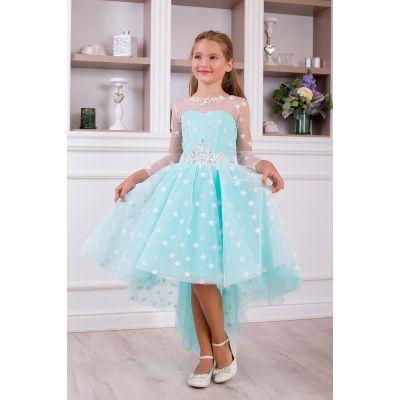 Нарядное платье для девочки 10764