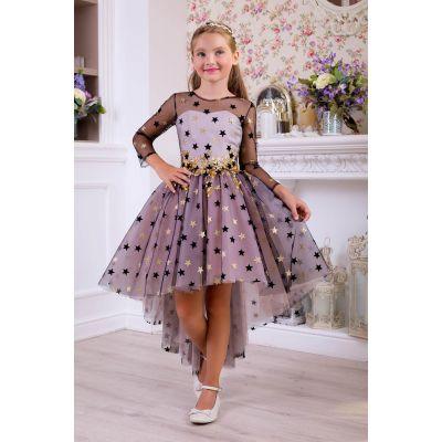 Нарядное платье для девочки 10763