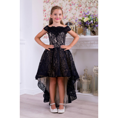 Нарядное платье для девочки 10761
