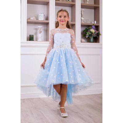 Нарядное платье для девочки 10762