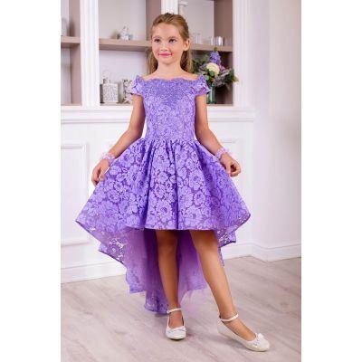Нарядное платье для девочки 10760