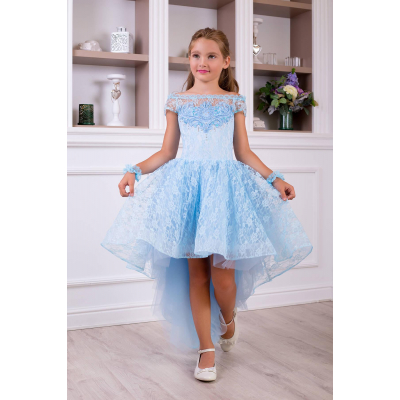 Нарядное платье для девочки 10759