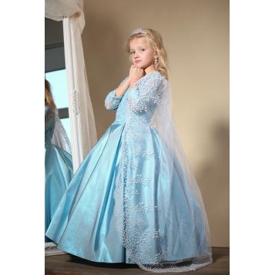 Карнавальный костюм для девочки Принцесса Эльза