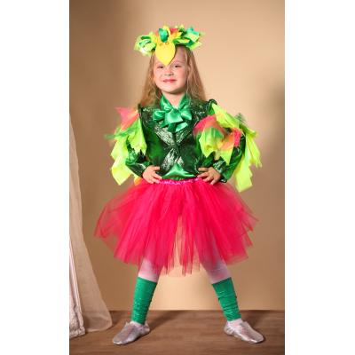 Карнавальный костюм для девочки Веселый Попугай