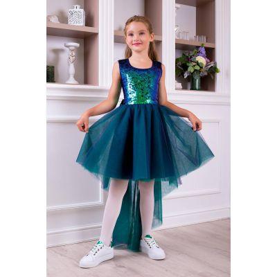 Нарядное платье для девочки 10758