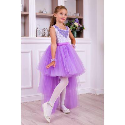 Нарядное платье для девочки 10757