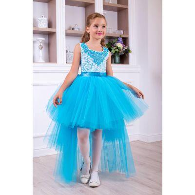Нарядное платье для девочки 10756