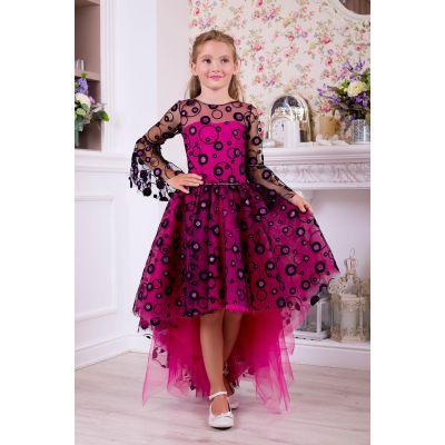Нарядное платье для девочки 10754