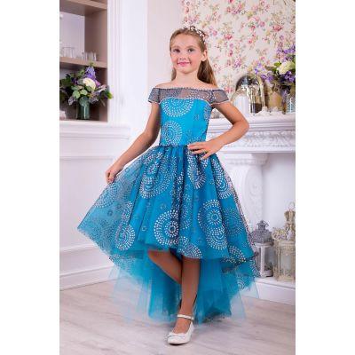 Нарядное платье для девочки 10753