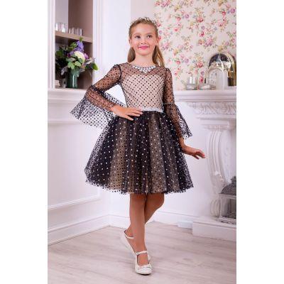 Нарядное платье для девочки 10750
