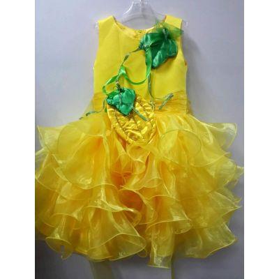 Карнавальный костюм для девочки Дыня Рюша