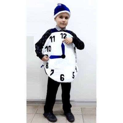 Карнавальный костюм для мальчика Часы