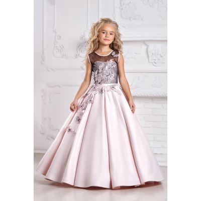 Нарядное бальное платье для девочки 11725