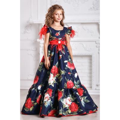 Нарядное бальное платье для девочки 11712
